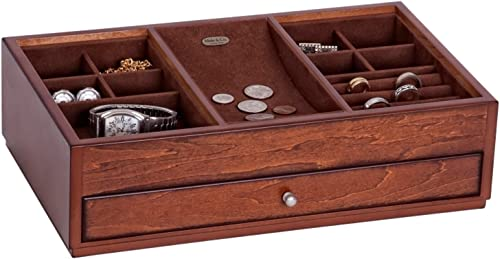 Landon Dresser Top Jewelry Box