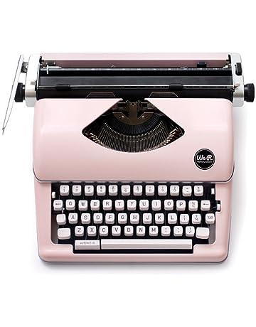 We R Memory Keepers Máquina de Escribir Typecast Typewriter Rosa
