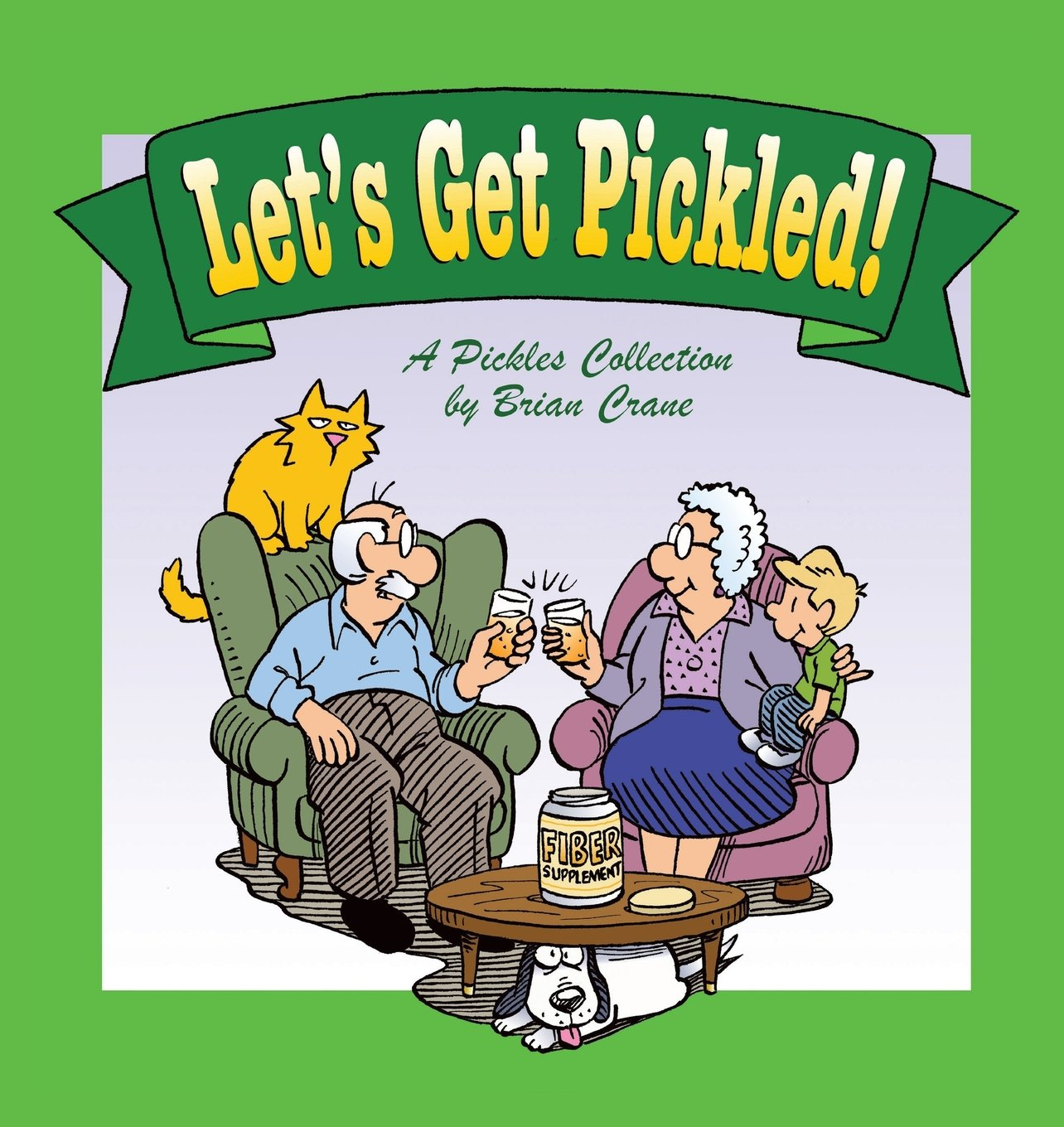 Cartoon window related keywords amp suggestions cartoon window long - Let S Get Pickled A Pickles Collection Brian Crane 9780740761928 Amazon Com Books