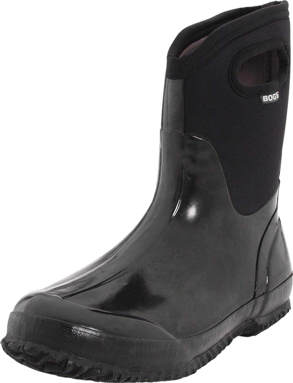 Bogs Women's Classic Mid Handles Waterproof Boot