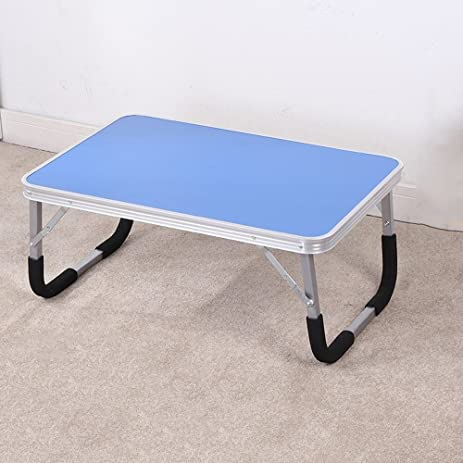 Bed Desk Laptop Table Folding Desk Stand Small Table Student Dormitory Study  Desk ( Design :