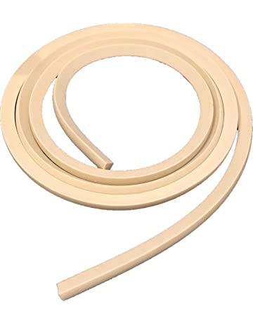 Flex Trim Flexible T molding- Maple Grain - #TMOLD: 2 Flex T