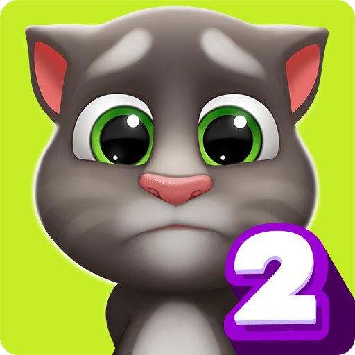 - My Talking Tom 2