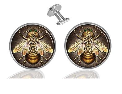 Amazon Ecowcow Steampunk Bee Custom Classic Jewelry Tuxedo