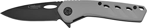 Camillus Slot 6.75 inch Folding Knife 2.75 in Blade