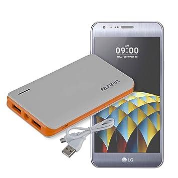 Yayago - Cargador de batería externa Power 8600 mAh para USB ...