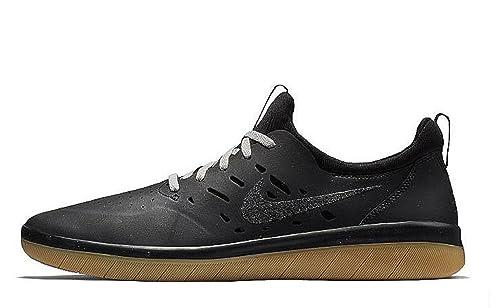 Nike SB Nyjah Free, Zapatillas de Deporte para Hombre, Blanco Game Royal/White