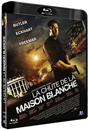 Amazon.com: La Chute de la Maison Blanche [Blu-ray]: Movies & TV