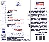 Piston: Symphony No. 4/Three New England