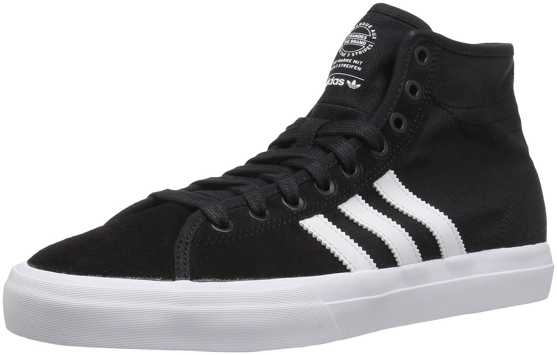 adidas Originals Men's Matchcourt High Rx Skate Shoe 9 D(M) US|Black/White/Gum