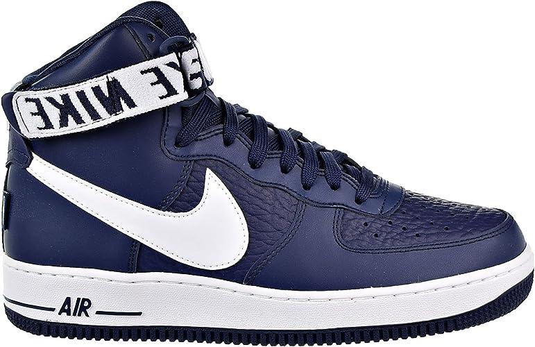 Scarpa nike air force 1 high'07 lv8 sport nba uomo blu
