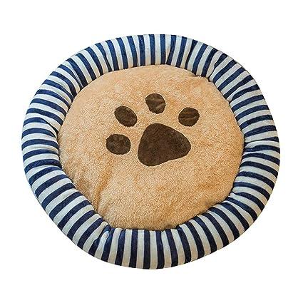 DONGLU Cama para Perros pequeños Cama para Mascotas Colchoneta para Gatos Colchoneta de Verano Colchoneta de