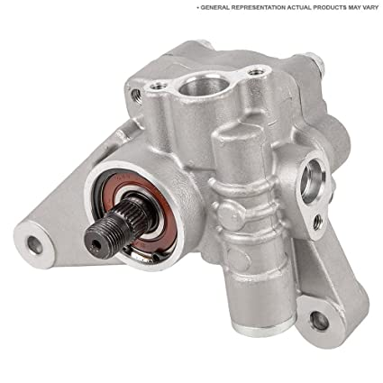New Power Steering Pump For Hyundai Elantra 2002 2003 2004 2005 2006 Buyautoparts 86 02707an New