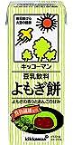 キッコーマン飲料 豆乳飲料 よもぎ餅 200ml×18本