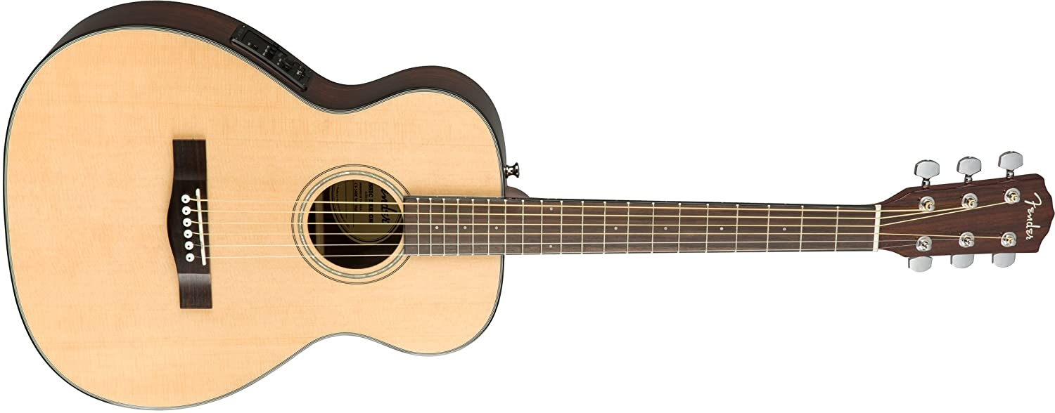 Fender CT-140SE Travel Electro Acoustic Guitar - Natural ...