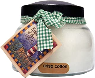 product image for A Cheerful Giver Crisp Cotton Mama Jar Candle, 22-Ounce