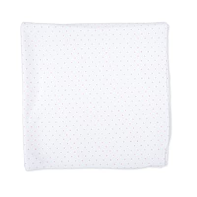 Magnolia Baby Baby Girl Mini Dot Essentials Swaddle Pink