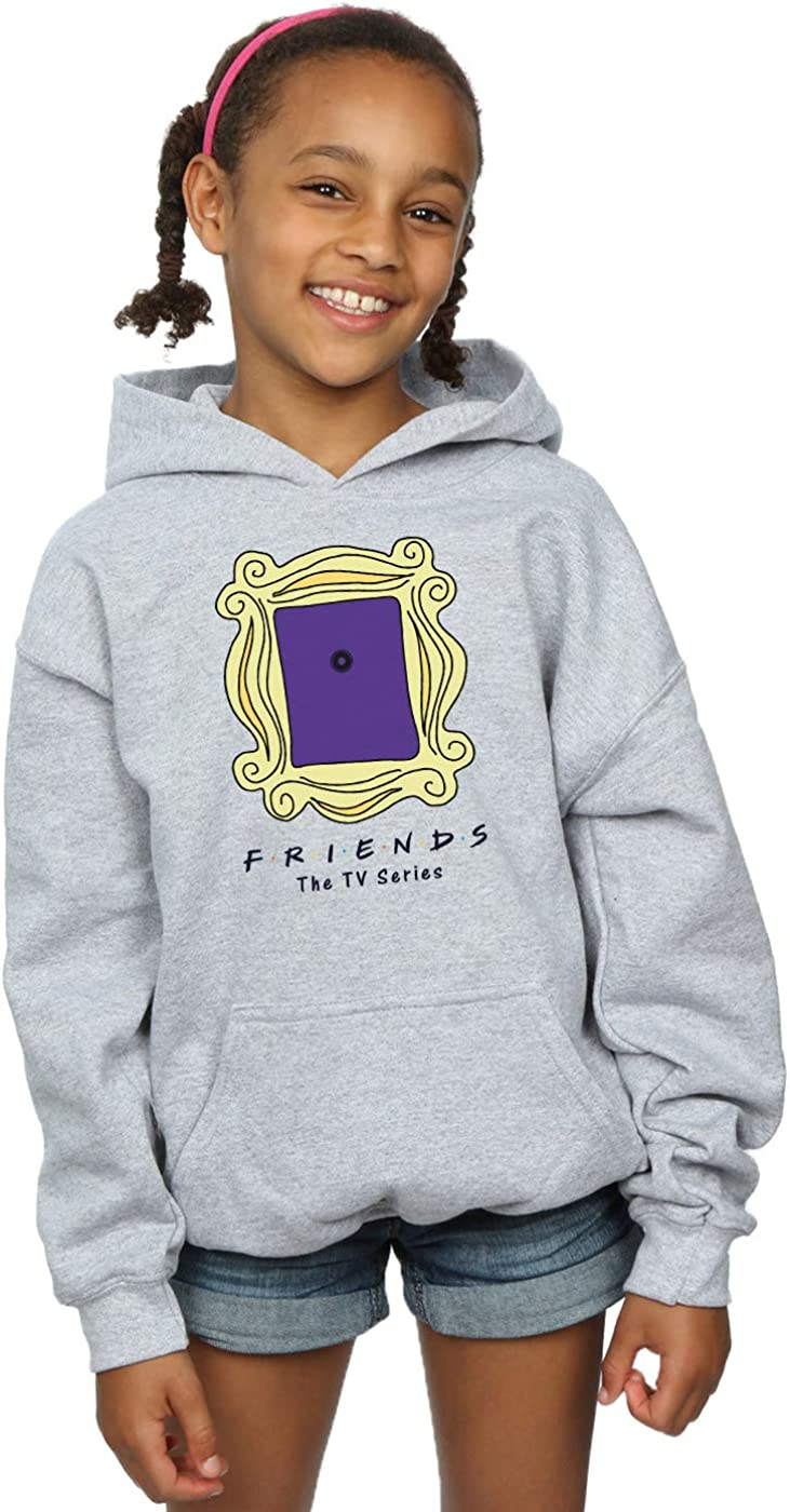 Absolute Cult Friends Girls Door Peephole Hoodie