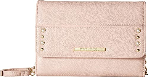76660204f1b Steve Madden Women's Bmarcie Pearls - Wallet on A String Blush One Size