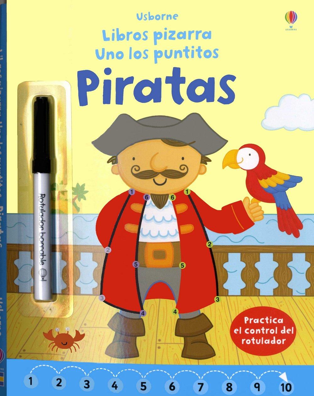 UNO LOS PUNTITOS LIBRO PIZARRA: KATRINA FEARN: 9781474915502 ...
