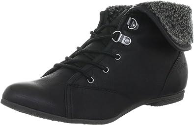Tamaris Damen Trend Desert Boots: : Schuhe