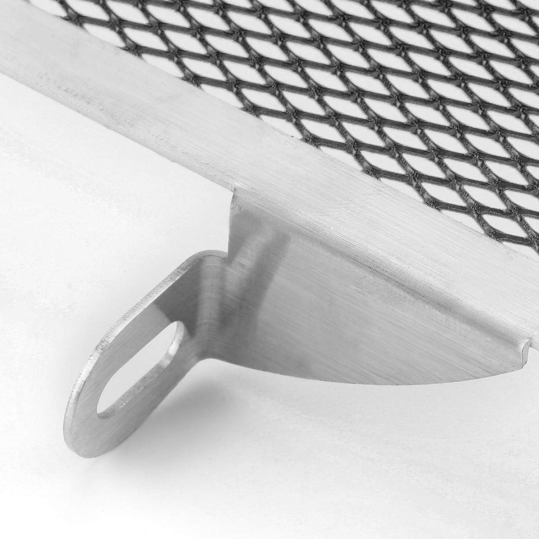 Areyourshop Housse de protection pour radiateur ZX1400 ZZR1400 E//F Ninja ZX-14R ZX14R 2012-2016
