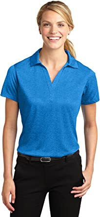 Amazon Com Sport Tek Women S Heather Contender Polo Clothing Skip to main search results. sport tek women s heather contender polo