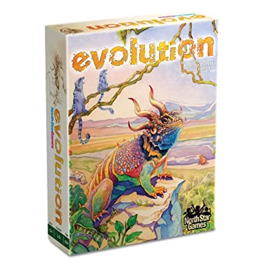 North Star Games Evolution Strategic Game