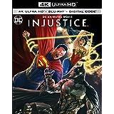 Injustice (4K Ultra HD + Blu-ray + Digital)