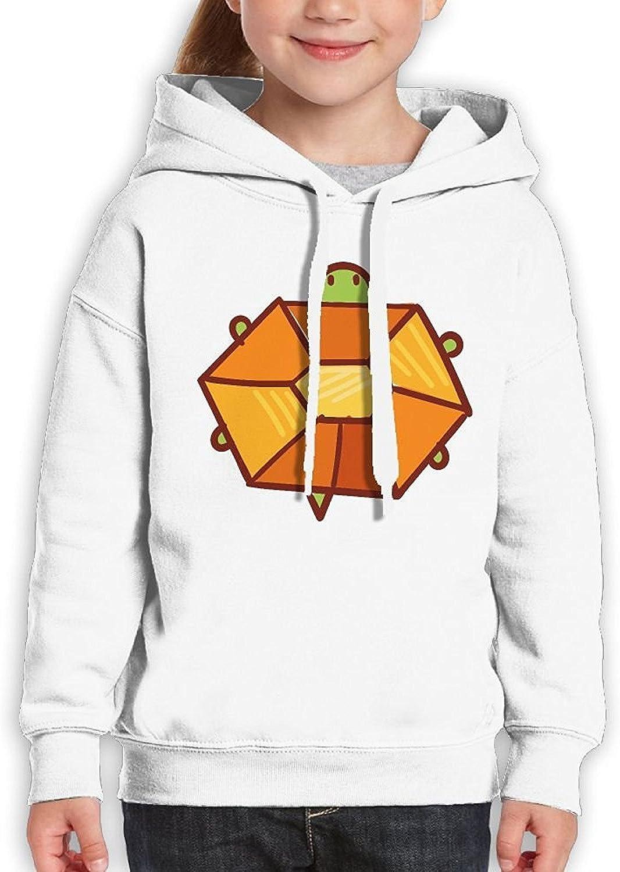 Starcleveland Teenager Pullover Hoodie Sweatshirt Cartoon Turtle Teens Hooded Boys Girls