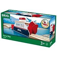 BRIO World - Harbour Ferry Ship