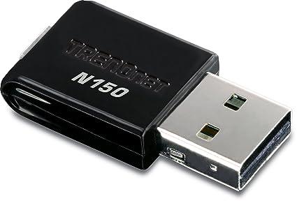 Amazon.com: TRENDnet Wireless N 150 Mbps Mini USB 2.0 Adapter,Wi-Fi