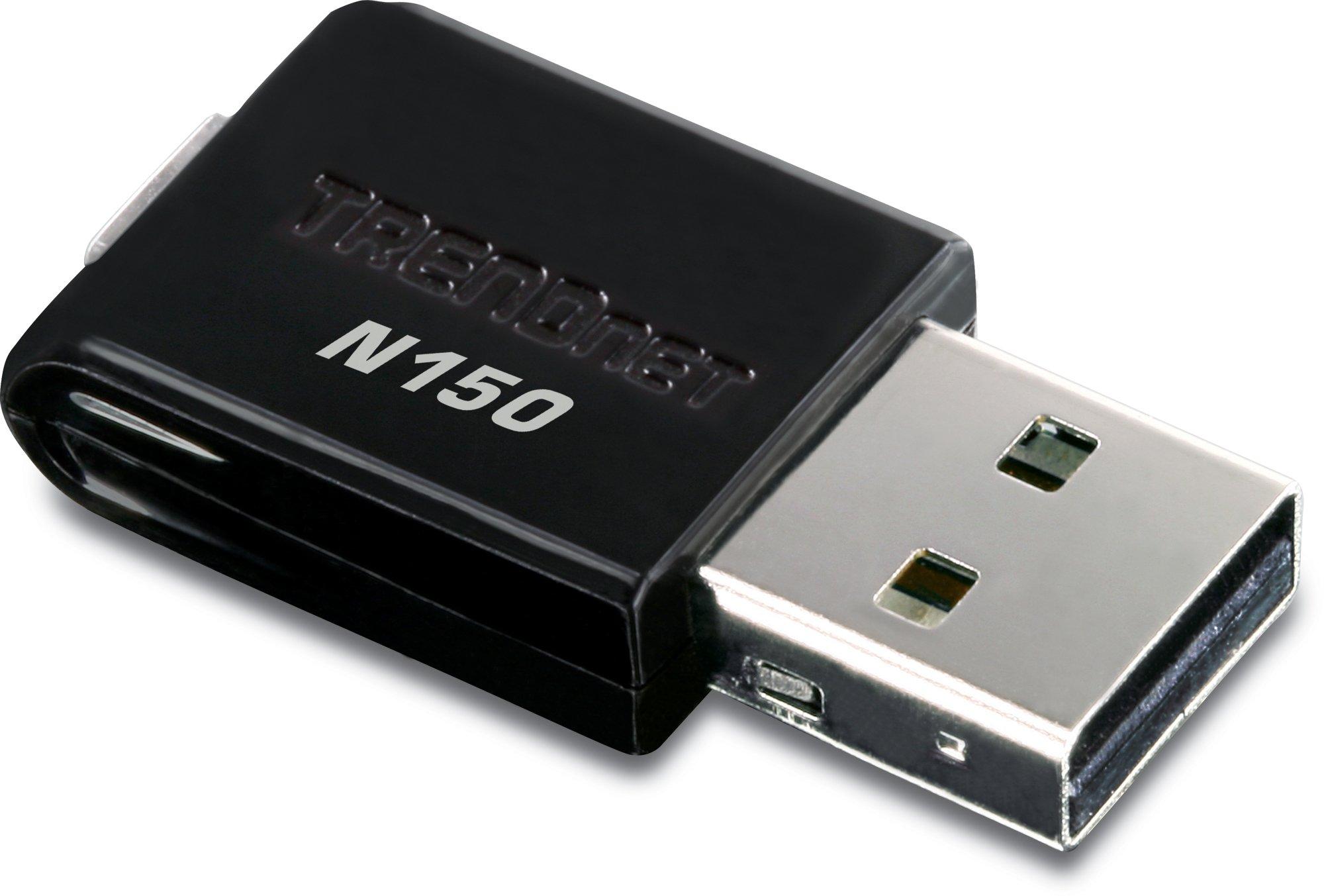 TRENDnet - Micro Adaptateur USB sans Fil N150, TEW-648UBM product image