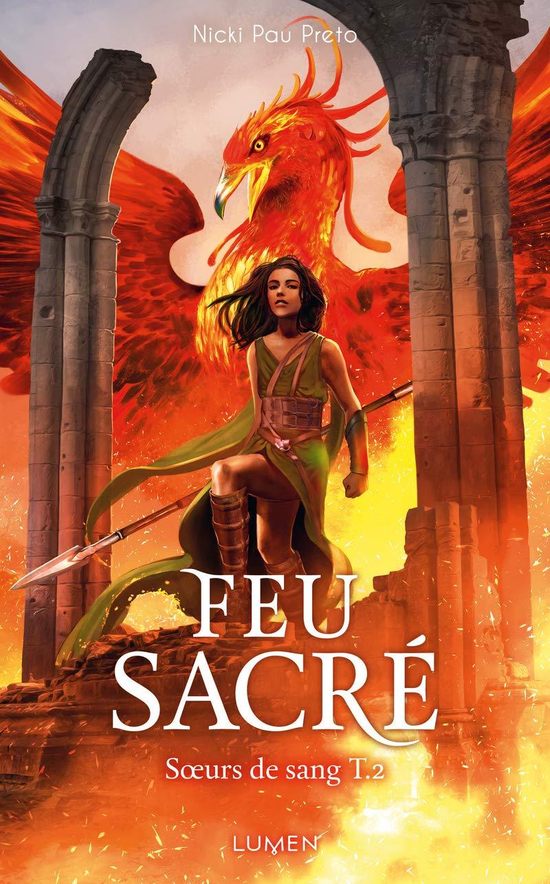 Soeurs de sang - tome 2 Feu sacrée (2): Amazon.fr: Pau preto, Nicki, Lafon,  Julie, Morzelle, Celine: Livres