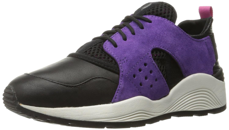 Geox D OMAYA Plus a, Zapatillas Para Mujer 38 EU|Violett (Purple/Blackc8227)