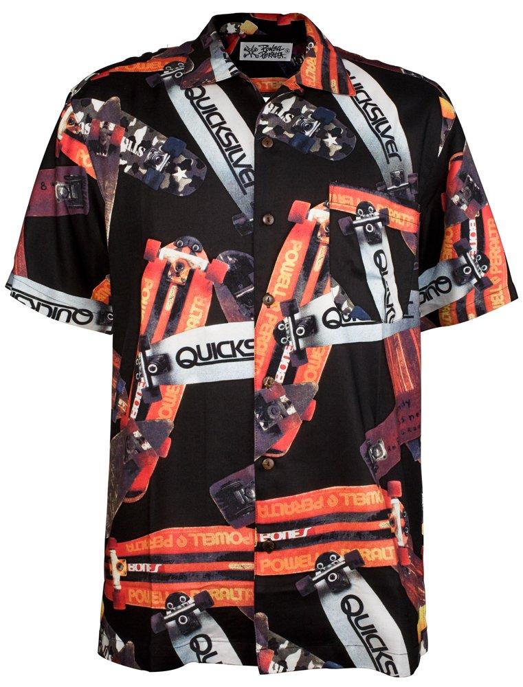 Powell Peralta Hawaiian Skateboard Shirt