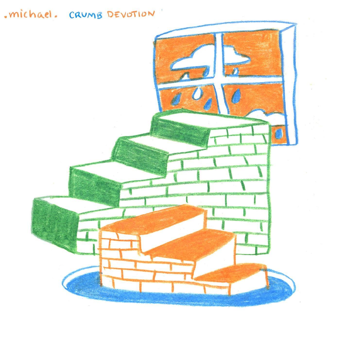 Cassette : .Michael. - Crumb Devotion (Cassette)