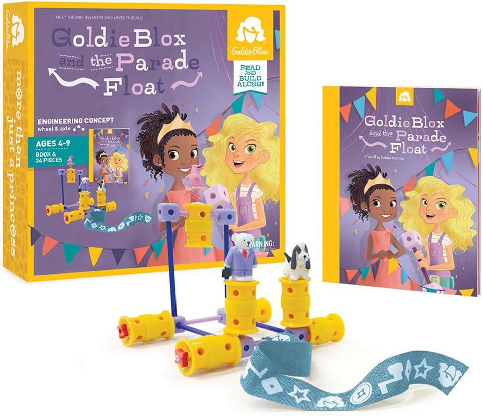 Goldieblox and the Parade Float: Goldieblox: Amazon.es: Juguetes y juegos