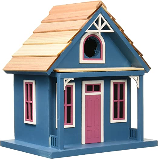 Kit de madera sin rematar-Log Cabin Pájaro Casa
