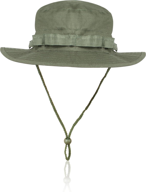 normani Australian Outdoor Boonie Hat mit Moskitokopfnetz