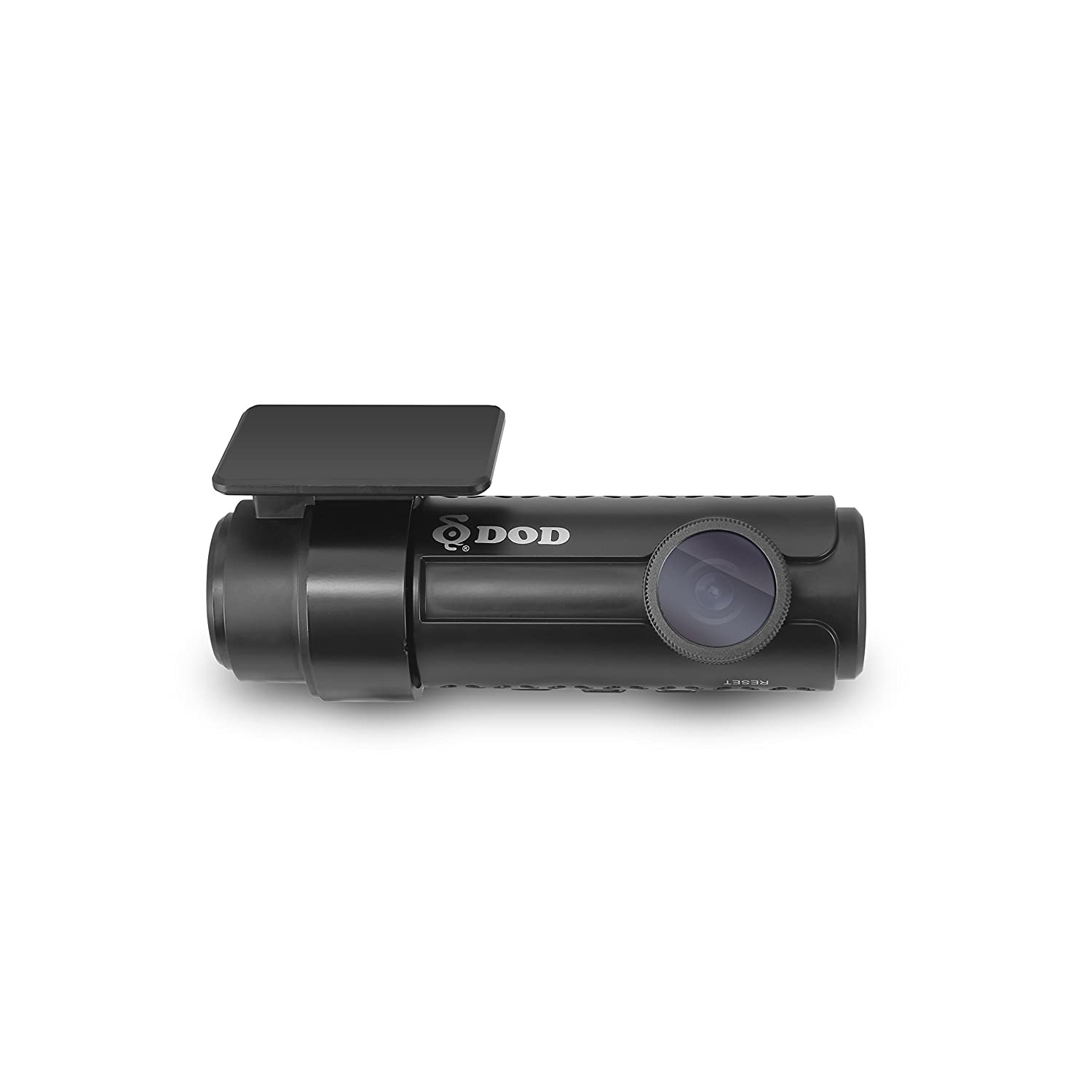 DOD RC500S 1-Channel 1080P Dash Cam, Build-in Wi-Fi and 10Hz GPS, Sony Starvis Sensor, Super Night Vision, Parking Surveillance, up to 128GB Memory, Free 16GB SD Card Included