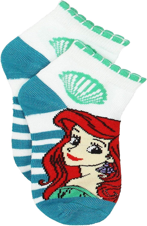 Disney Princess Girls Teen Womens Multi pack Socks Set