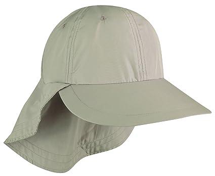 086f3f45 Amazon.com : Outdoor Cap DG-001 Sunblock Deluxe : Fishing Hat Flap ...