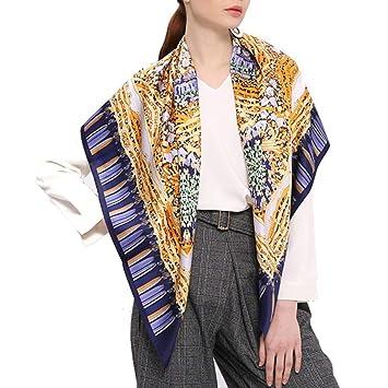 MALLTY Bufandas de Mujer Primavera Verano Bohemio Nación Cómoda Toalla de Playa de Viaje (Color