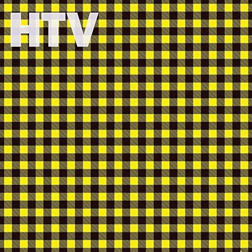 Yellow Buffalo Plaid Pattern HTV 12 x 12 Printed Heat Transfer Vinyl SCO1025YBA / Yellow Buffalo Plaid Pattern HTV 12 x 12 Printed Heat Transfer Vinyl SCO1025YBA
