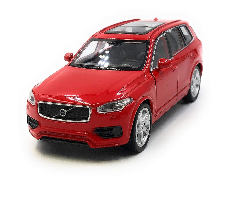 34-39 con Licencia Onlineworld2013 Model Car XC90 SUV Blue Car Scale 1