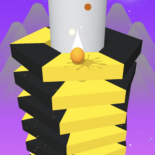 (Stack Breaker 3D - Spiral Ball Jump For Kindle Fire Free )