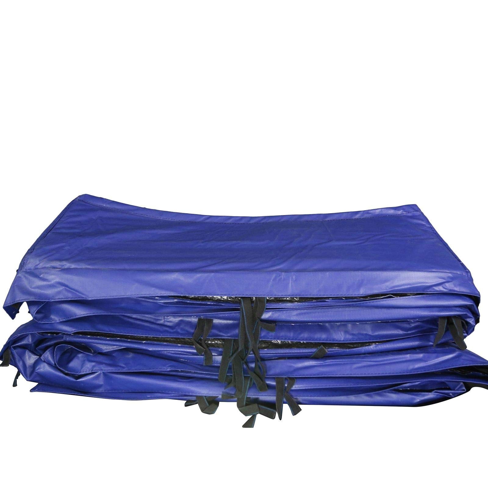 Trampolines Replacement Parts 15 ft Skywalker Accesories. 15' Round Spring Pad Blue Vinyl-Coated for Trampoline. Ultra High UV Protection. Compatibility SWTC15 by Skywalkers Trampolines genuine component (Image #3)