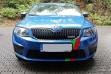Skoda Gitter Aufkleber Skoda Sport RS Octavia Suberb Fabia Jeti 2/3/Aufkleber
