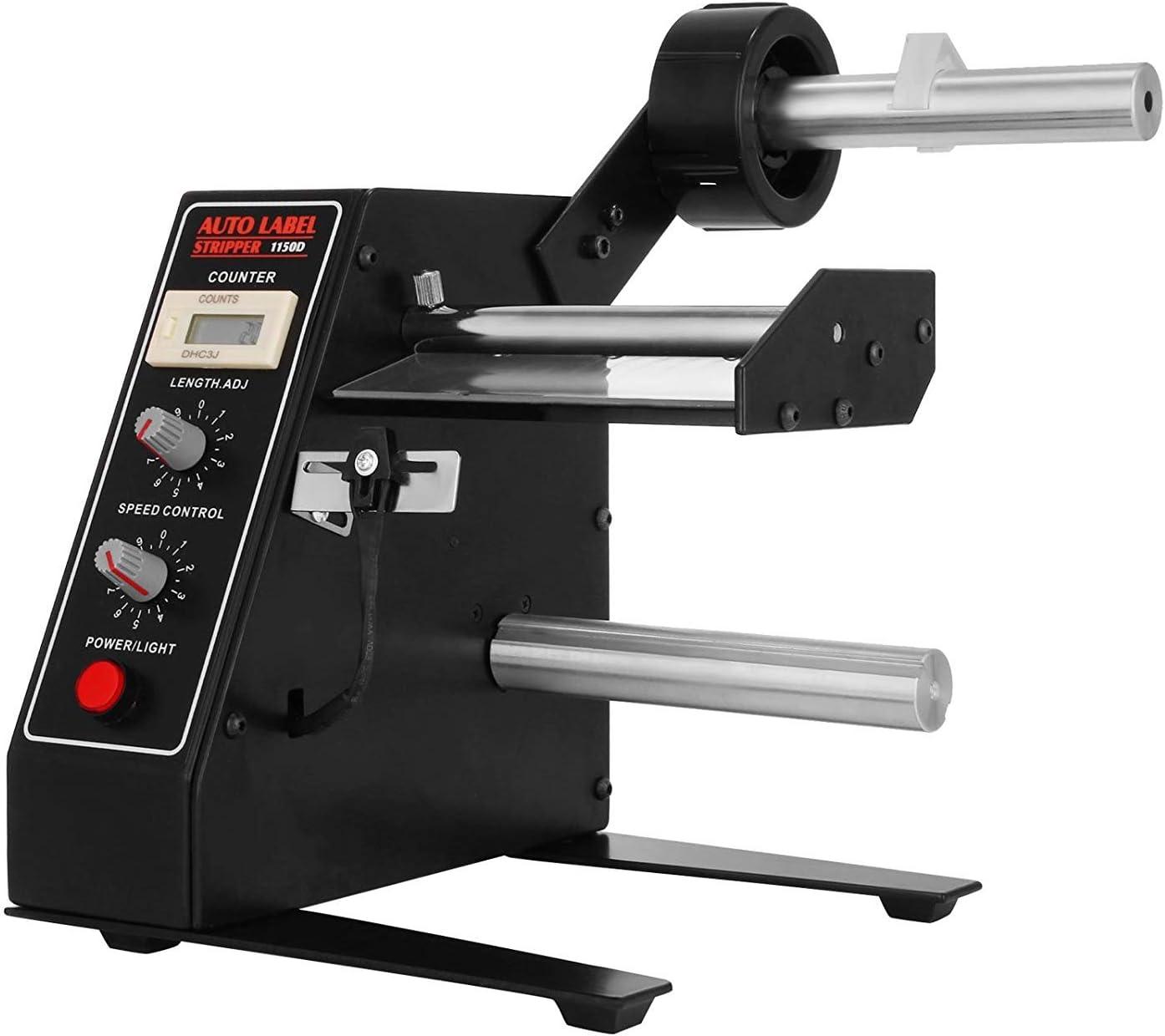 Automatic Auto Label Dispenser Stripper Separating Machine AL-1150D